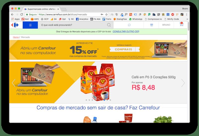 be982df91 Os TOP 10 Supermercados Online de São Paulo HOJE
