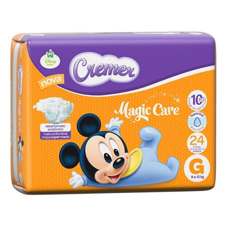 Fralda Cremer Disney