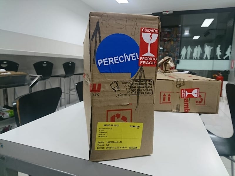 Perecíveis Mambo Delivery