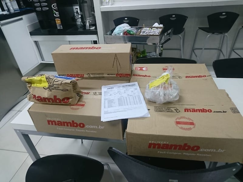 Embalagens Mambo Delivery