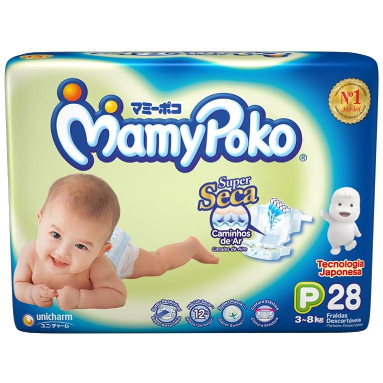 Fralda-Fita Mamy Poko